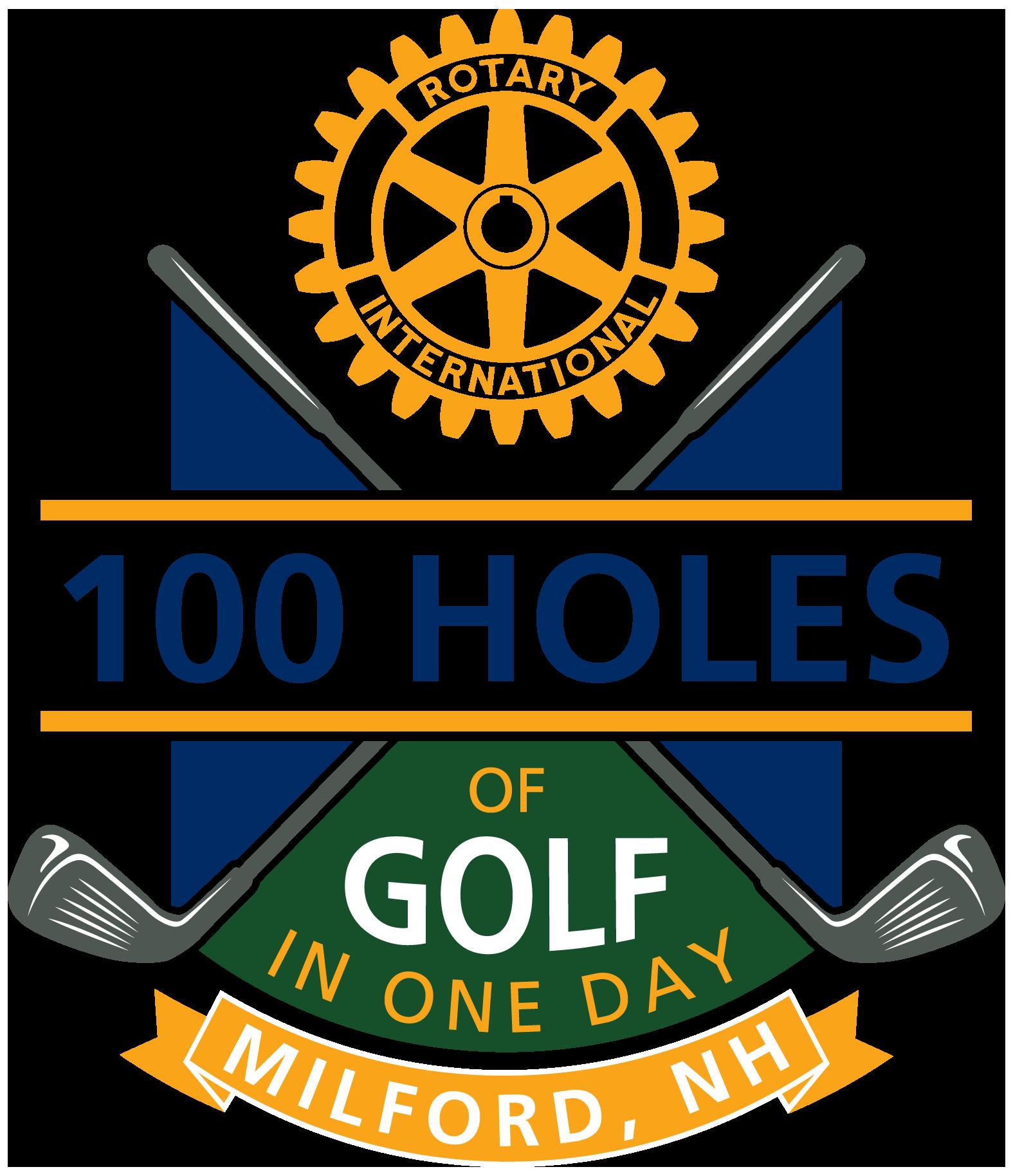 100 Holes of Golf